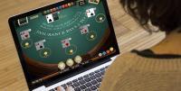 ecran ordinateur blackjack